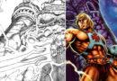 Del lápiz al color:Arte «Cardback» de los Origins (Parte1)