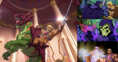 Masters of the Universe: Revelation desata el PODER! con un primer vistazo a la serie de Kevin Smith